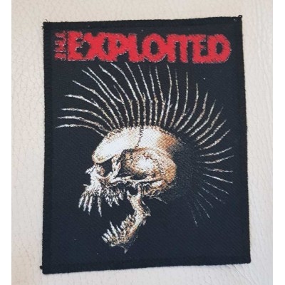 Нашивка The Exploited n3