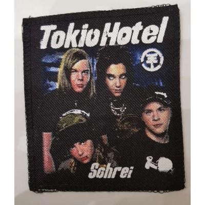 Нашивка Tokyo Hotel 2