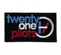Нашивка Twenty one pilots v1