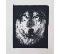 Нашивка Волк n7