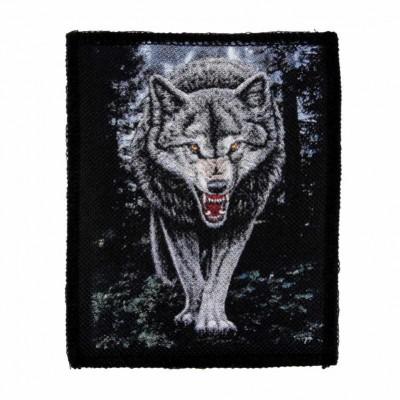Нашивка Волк n9