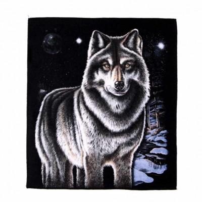Нашивка Волк ns2