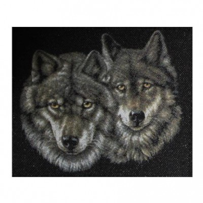 Нашивка Волк 2