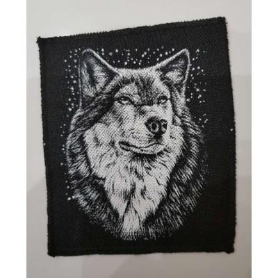 Нашивка Волк 4