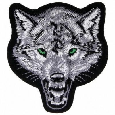 Нашивка Волк v1