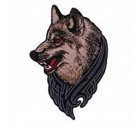 Нашивка Волк v2