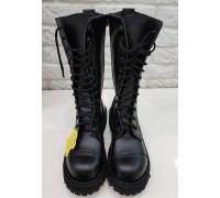 "Ботинки  Ranger 12 колец ""Black ""winter"