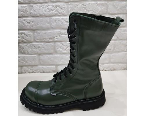 """Ботинки Ranger 12 колец  """"Green """""""