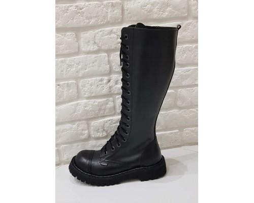 """Ботинки Ranger 16 колец """"Black"""""""