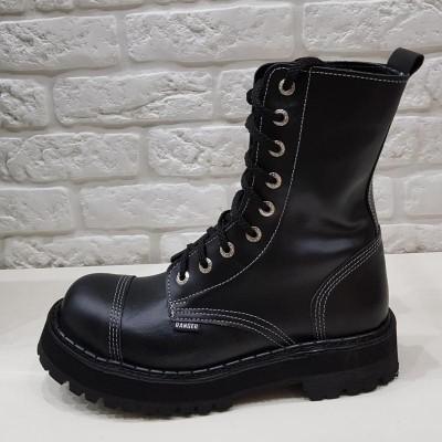 "Ботинки Ranger 9 колец "" Black One"""