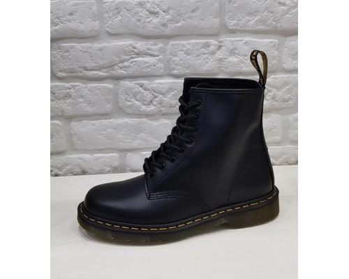 Ботинки Dr.martens 8 колец Black 1460