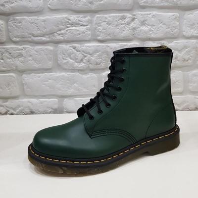 Ботинки Dr.martens 8 колец Green 1460