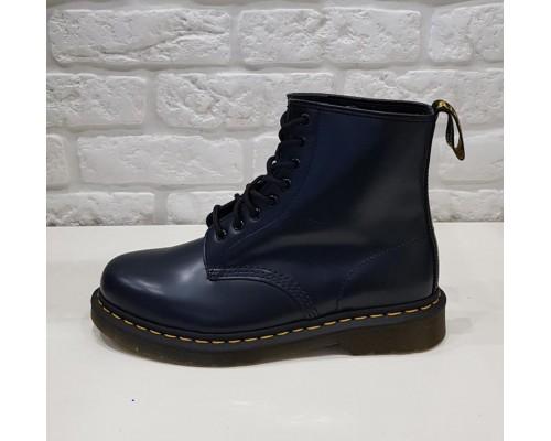 Ботинки Dr.martens 8 колец Navy1460