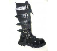 Ботинки Ranger 16 колец 5ремней замша