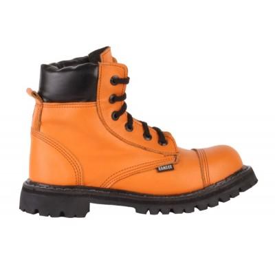 """Ботинки Ranger 6 колец """"Orange """" кант"""