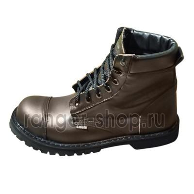 """Ботинки Ranger 7 колец """"Brown"""""""
