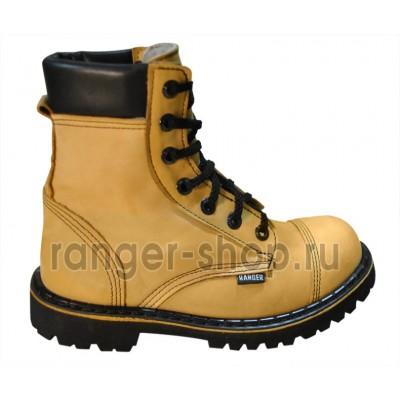 """Ботинки Ranger 7 колец """" Сахара """""""
