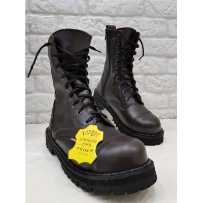 """Ботинки Ranger 9 колец """"Brown """""""