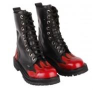 "Ботинки Ranger 9 колец ""Fire Red"""