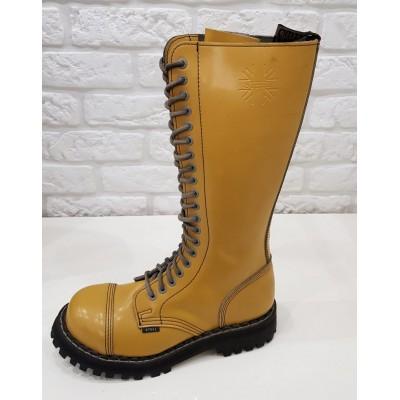 Steel 139/OM/ Yellow