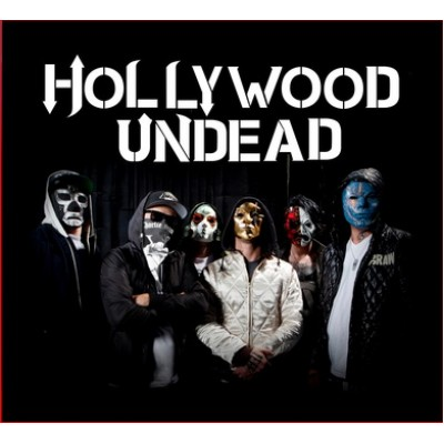 Пенал Hollywood Undead 1