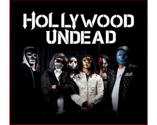 Пенал Hollywood Undead 1