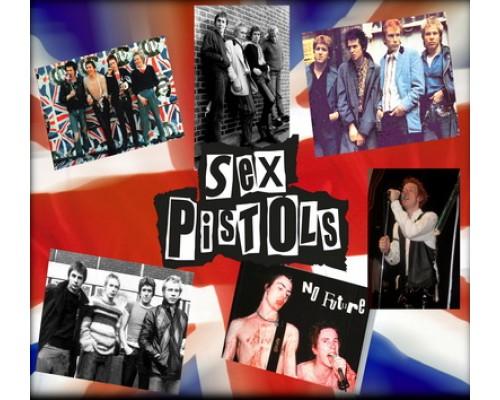Пенал Sex Pistols 1