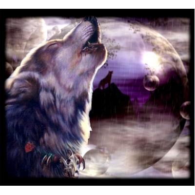 Пенал Волк 1