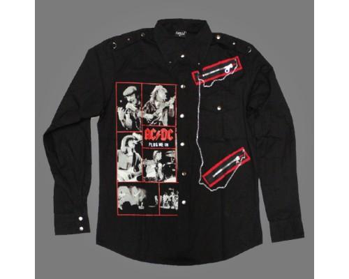 Рубашка AC/DC 1