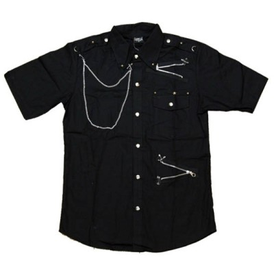 Рубашка Чёрная 4