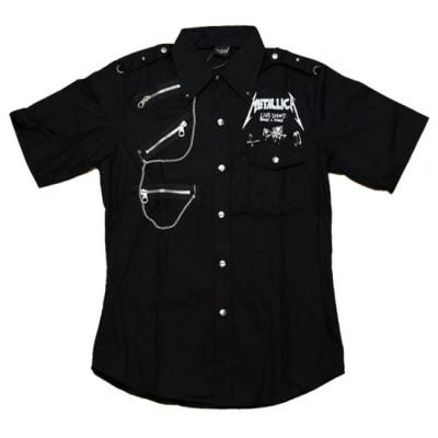 Рубашка Metallica 2