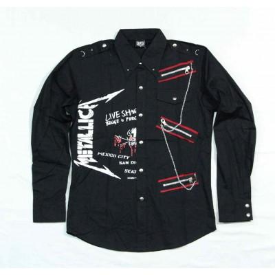 Рубашка Metallica 1