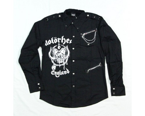Рубашка Motorhead 2