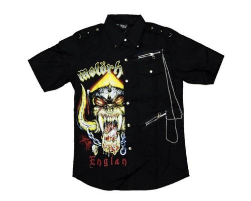 Рубашка Motorhead 3