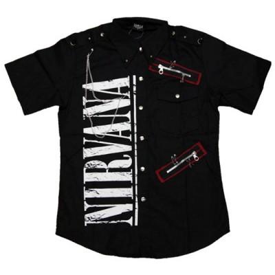Рубашка Nirvana 2