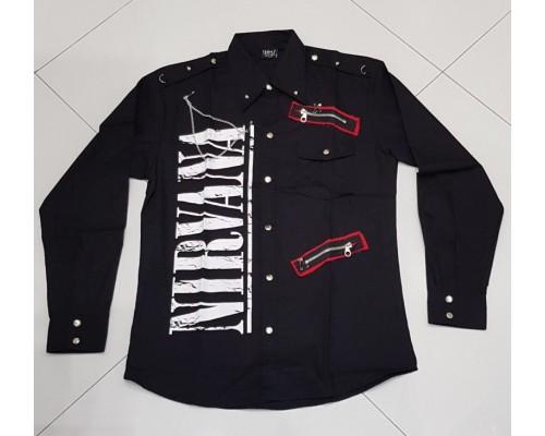Рубашка Nirvana 1