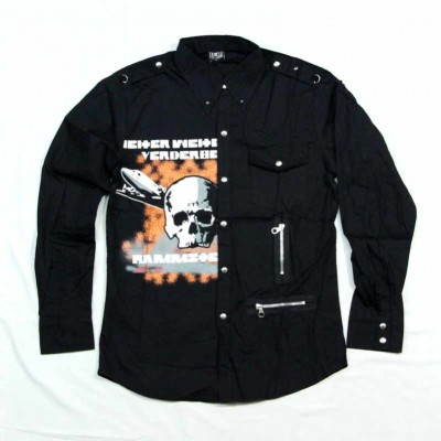 Рубашка Rammstein 1