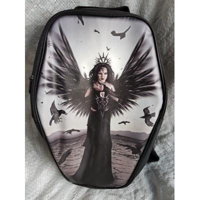Рюкзак-Гробик Девушка с Крыльями 1