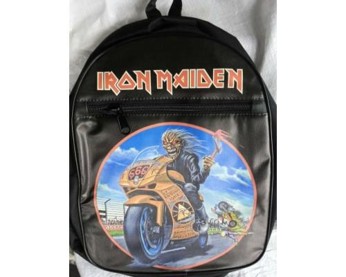 Рюкзак Iron Maiden r1