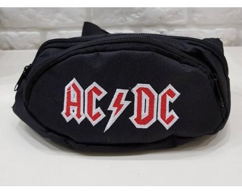 Сумка на пояс AC/DC
