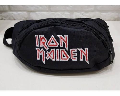 Сумка на пояс Iron Maiden