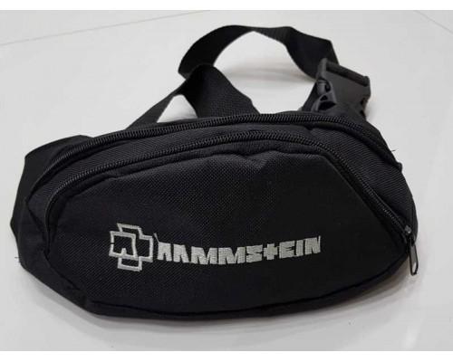 Сумка на пояс Rammstein