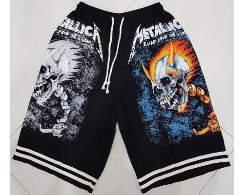 Шорты Metallica 1