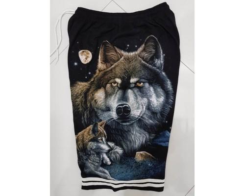 Шорты Волк