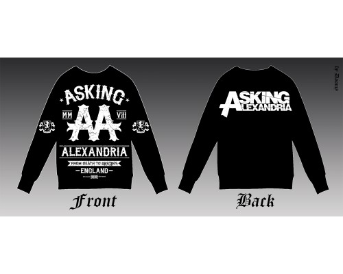 Свитшот Asking Alexandria sv1