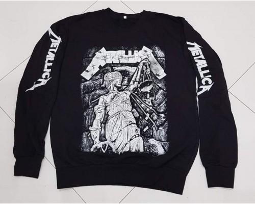 Свитшот Metallica sv3