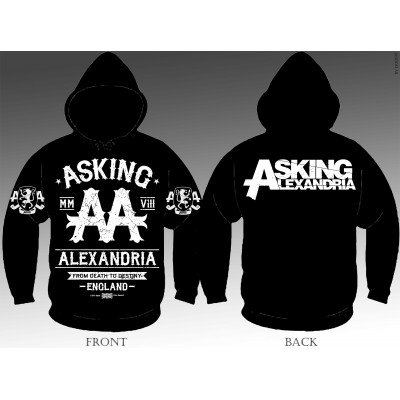 Толстовка Asking Alexandria tb1