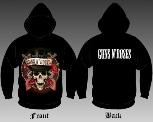 Толстовка Guns N Roses tb1