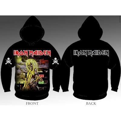 Толстовка Iron Maiden tb2