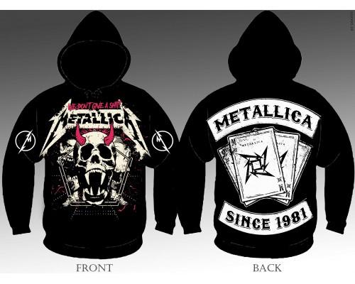 Толстовка Metallica tb2